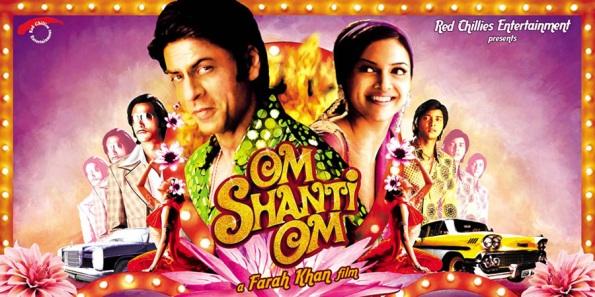 Mega Bollywood Om Shanti Om yang dibintangi SRK segera menemui pemirsa setia Indosiar