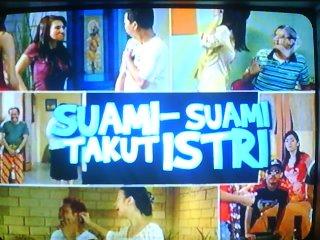 Komedi Sutuasi SUAMI-SUAMI TAKUT ISTRI setia menghibur Anda mulai pkl. 18.00 WIB di TRANS TV