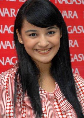 Shireen Sungkar, pemeran Cinta Fitri
