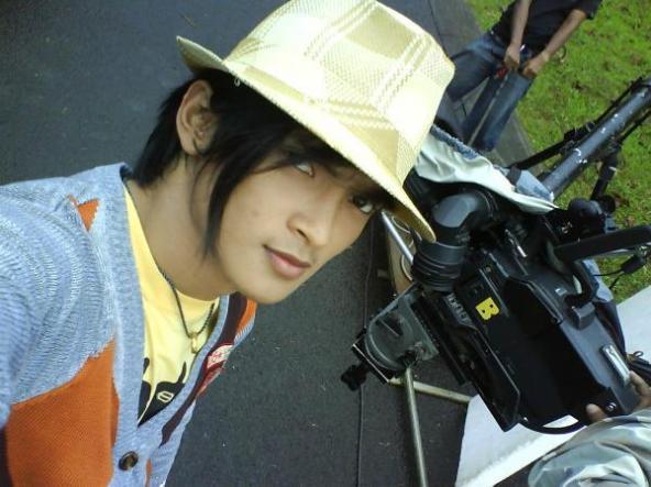 Reiner Grandie Manopo Aktor FTV Indosiar
