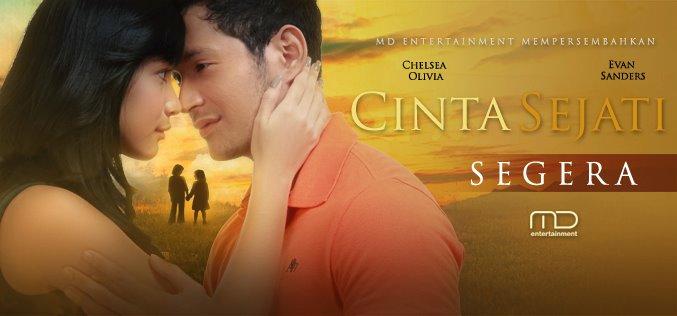 Cinta Sejati Sinetron Evan Sanders-Chelsea Olivia