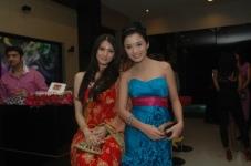 CHELSEA OLIVIA & DONITA dlm perayaan Diwali