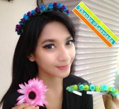 @dinda_berre Dinda Kirana, salah satu dari 10 Artis Remaja Tercantik Indonesia