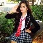@fabymarcelia Faby Marcelia, salah satu dari #10ArtisRemajaTercantik Indonesia