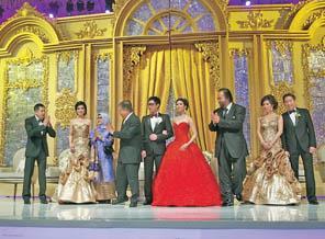 Pernikahan Putri Bos MNC Group