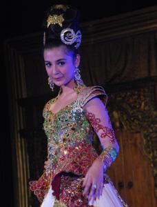 @shireensungkar Shireen Sungkar, salah satu dari 10 Artis Tercantik Indonesia