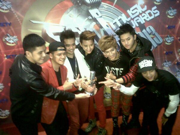 """Rindu Ini"""" - SMASH Pemenang Lagu Paling Ngetop SCTV Music Awards 2013"""