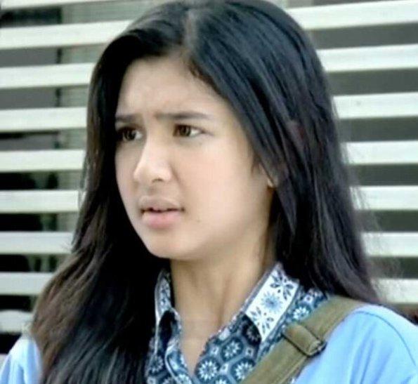 Foto Mikha Tambayong Pemain Sinetron 'Kinara' Global TV