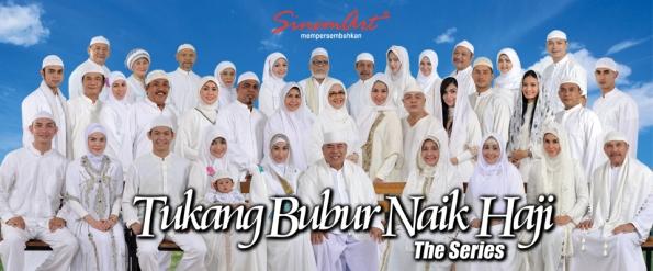 RCTI Sinetron TBNH Tukang Bubur Naik Haji: The Series
