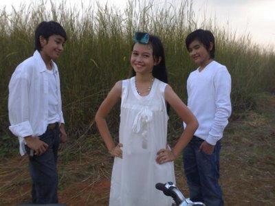 Irshadi Bagas, Yuki Kato dan esa Sigit Pemain Sinetron 'My Love' di SCTV [Photo Credit: Starvision Plus]