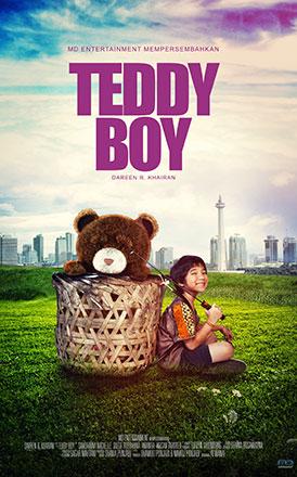Poster Sinetron Teddy Boy
