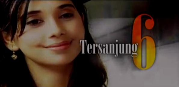 Ayu Azhari sebagai Indah Kecil dalam sinetron Tersanjung season 6 episode 355-356