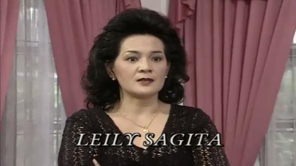 Nonton Sinetron Tersanjung dari season pertama sampai terakhir ada Leily Sagita sebagai Yona