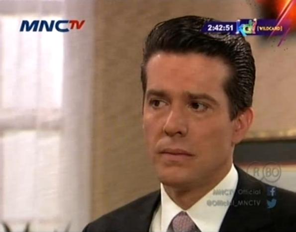 Carita de Ángel @Official_MNCTV Luciano (ayahnya Dulce Maria) Miguel de León Dahlan Setiawan
