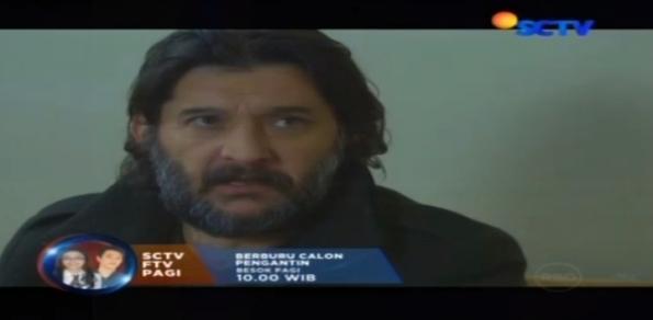 Hasan Ballıktaş sbg Veysel dalam Serial Turki ELIF SCTV Indonesia