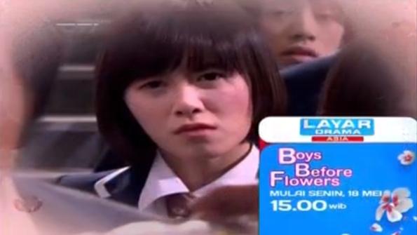 Serial drama Korea Boys Before Flowers hadir di RCTI mengisi slot Layar Drama Asia