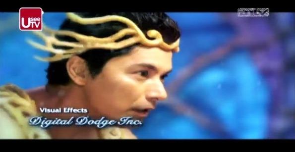 """Albert Martinez sebagai Prinsipe Tino dalam screenshot tayangan sinetron """"Si Cantik Dyesebel"""""""